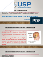 Hipofunción Hipofisiaria