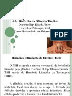 Aula Distúrbios Da Glândula Tireóide