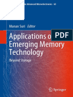 Applications of Emerging Memory Technology - Beyond Storage