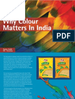 Why Colour Matters in India