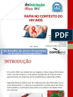 A FISIOTERAPIA NO CONTEXTO DO HIV - artigo.pptx