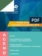 Parametros Consejeria 2019