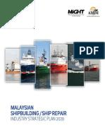 Sbsr Strategic Plan 2020