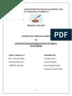 MR REPORT 3