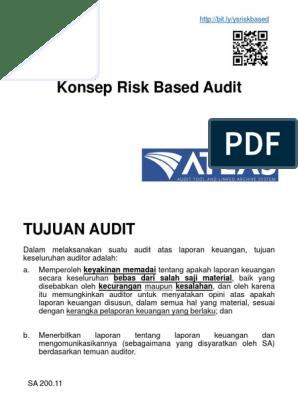 Risk Based Audit Atlas Financial Audit Internal Control