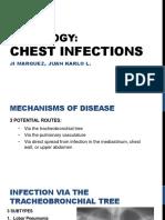 Radio Chest Infections
