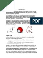 Fuentes de Agua y Propiedades Fisico Quimicas Del Agua