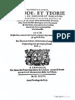 Arbeau Thoinot Pavane Belle Qui Tiens Vie 87298