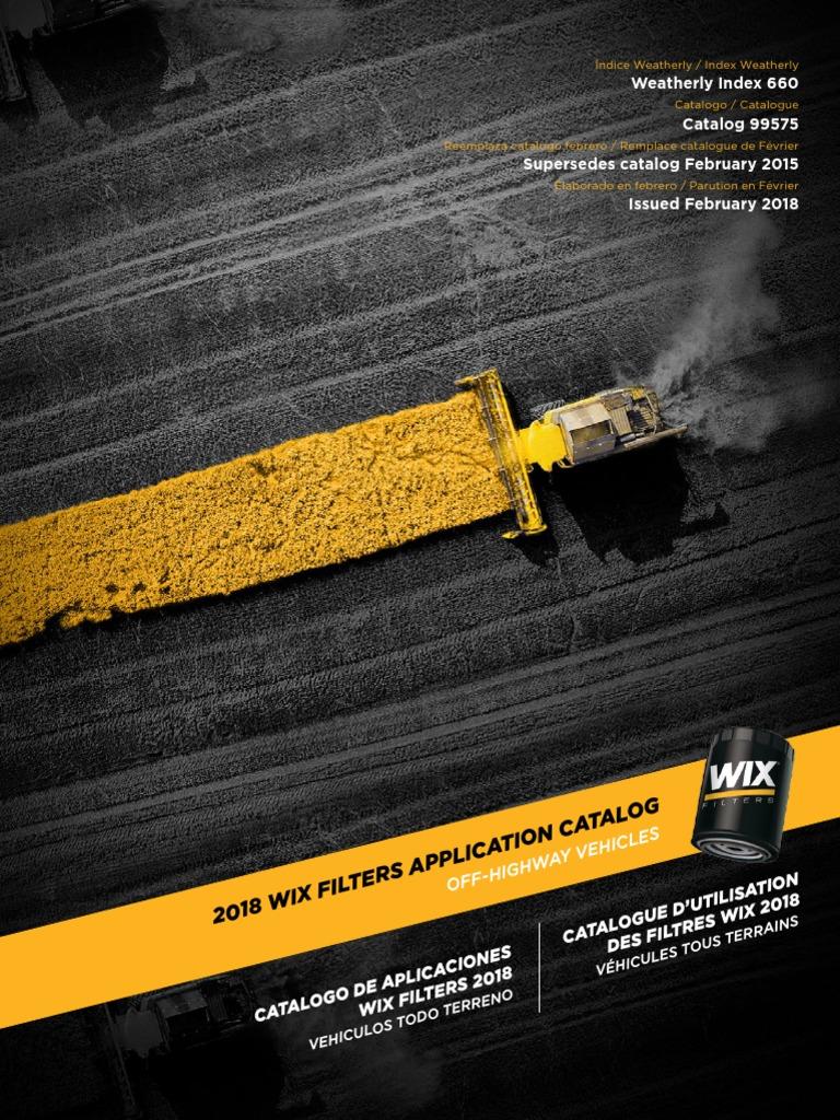 Engine Oil Filter Wix 51796