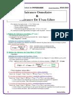 32. Clairance Osmolaire Et Clairance de L'Eau Libre