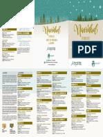 MAYORES | Programa de Navidad en Coslada 2019/2020
