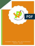 Plano Anual de Atividades do AE Venda do Pinheiro - 2019-2020 (aprovado em Conselho Geral, dia 30 de Outubro)