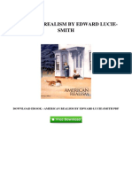 [A125.eBook] Download eBook American Realism by Edward Lucie Smith