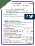 Mécanisme D'Acidification Des Urines