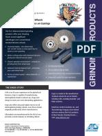 Grinding procedures