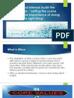 Code of Ethics IA Rfd