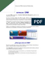 Apuntes CRM
