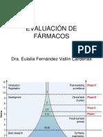 Biofarmacia y la evaluacion de medicamentos