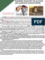 Apostazia si Inselarile Vremurilor de pe Urma ale Sistemului antihristic prezent 2019.pdf