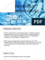 Freeze Drying [Recovered]
