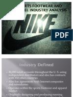 Nike Industry Analysis Presentation 1