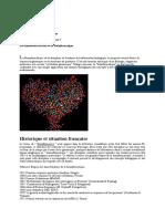 Genet Bio Info Complet