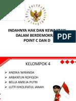 presentasi PKN kelompok Bella