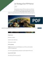 Penetration Testing of an FTP Server.pdf
