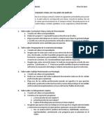 Practicum 1-Tareas Para Los Talleres de Empleo Online