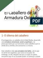 """Análisis del Libro """"El Caballero de la Armadura Oxidada"""""""