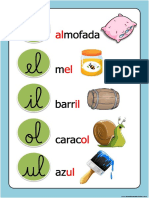 Português 1º ano