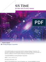 Conscious Time Paraliminal Manu - Learning Strategies, Paul R.sch
