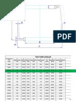 Excel Bladder Dimension