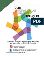 Informe Actividades 2019 Del Cmmt Al Hcd