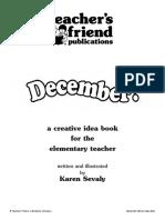 Teacher's Friend (December)