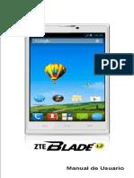 Blade L2 Manual Usuario