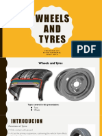 Wheels and Tyres Ppt 2