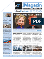 Free21 Magazin 05 2016 Onlineversion