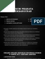 Hukum Pranata Pembangunan - Copy
