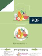 Organic Food PowerPoint Templates
