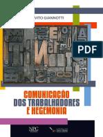 Vito Giannotti. COMUNICAÇÃO DOS TRABALHADORES e HEGEMONIA.pdf