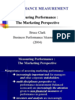 Performance Measurement Alt