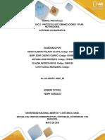Trabajo Colaborativo. Protocolo. Capítulo 2. Paso 2. Comunicación y Las Relaciones Laborales. (1)