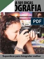 Guia Tecnologia - Guia 501 Dicas de Fotografia