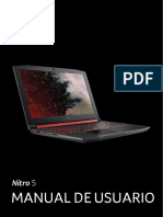 manual nitro 5