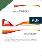 Geo Wave Theory