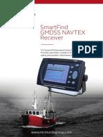 McMurdo Smartfind GMDSS Navtex Datasheet