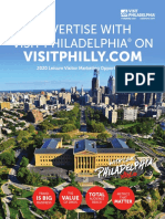 Visitphilly.com Media Kit/Rate Card 2019/2020