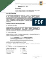 CUBIERTA METALICA CAMPO DEPORTIVO SEÑOR DE SANTIAGO