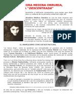 Salvadora Medina Onrubia La Descentrada